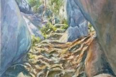 Broumovskie skaly.Krzynice 2016